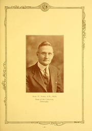 Page 15, 1923 Edition, Taylor University - Ilium Gem Yearbook (Upland, IN) online yearbook collection