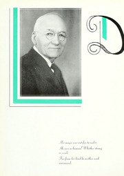 Page 10, 1939 Edition, Taylor University - Ilium Gem Yearbook (Upland, IN) online yearbook collection