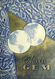 Page 1, 1945 Edition, Taylor University - Ilium Gem Yearbook (Upland, IN) online yearbook collection