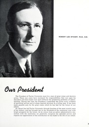 Page 13, 1945 Edition, Taylor University - Ilium Gem Yearbook (Upland, IN) online yearbook collection