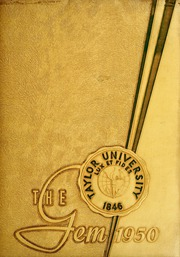Page 1, 1950 Edition, Taylor University - Ilium Gem Yearbook (Upland, IN) online yearbook collection