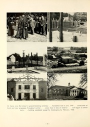 Page 14, 1950 Edition, Taylor University - Ilium Gem Yearbook (Upland, IN) online yearbook collection