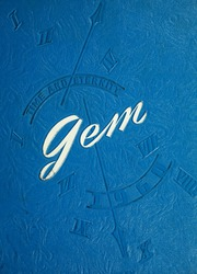 Taylor University - Ilium Gem Yearbook (Upland, IN) online yearbook collection, 1960 Edition, Page 1