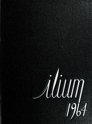 Taylor University - Ilium Gem Yearbook (Upland, IN) online yearbook collection, 1964 Edition, Page 1