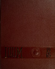 Taylor University - Ilium Gem Yearbook (Upland, IN) online yearbook collection, 1965 Edition, Page 1