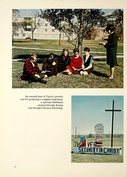 Page 16, 1968 Edition, Taylor University - Ilium Gem Yearbook (Upland, IN) online yearbook collection