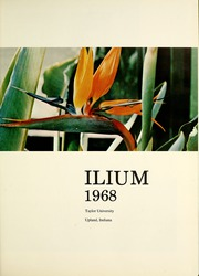 Page 5, 1968 Edition, Taylor University - Ilium Gem Yearbook (Upland, IN) online yearbook collection