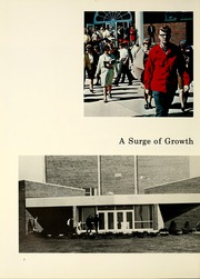 Page 6, 1968 Edition, Taylor University - Ilium Gem Yearbook (Upland, IN) online yearbook collection