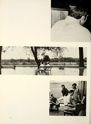 Page 10, 1970 Edition, Taylor University - Ilium Gem Yearbook (Upland, IN) online yearbook collection