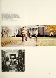 Page 17, 1970 Edition, Taylor University - Ilium Gem Yearbook (Upland, IN) online yearbook collection