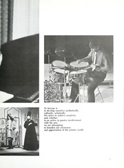 Page 11, 1972 Edition, Taylor University - Ilium Gem Yearbook (Upland, IN) online yearbook collection