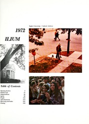 Page 5, 1972 Edition, Taylor University - Ilium Gem Yearbook (Upland, IN) online yearbook collection