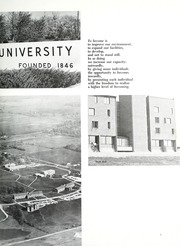 Page 7, 1972 Edition, Taylor University - Ilium Gem Yearbook (Upland, IN) online yearbook collection