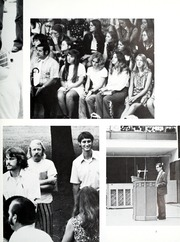 Page 11, 1973 Edition, Taylor University - Ilium Gem Yearbook (Upland, IN) online yearbook collection