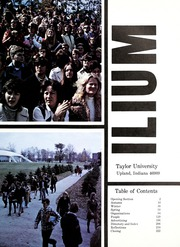 Page 5, 1973 Edition, Taylor University - Ilium Gem Yearbook (Upland, IN) online yearbook collection