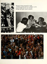 Page 11, 1974 Edition, Taylor University - Ilium Gem Yearbook (Upland, IN) online yearbook collection