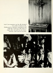 Page 12, 1974 Edition, Taylor University - Ilium Gem Yearbook (Upland, IN) online yearbook collection