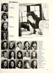 Page 207, 1974 Edition, Taylor University - Ilium Gem Yearbook (Upland, IN) online yearbook collection