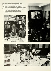 Page 8, 1974 Edition, Taylor University - Ilium Gem Yearbook (Upland, IN) online yearbook collection