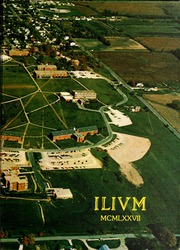 1977 Edition, Taylor University - Ilium Gem Yearbook (Upland, IN)
