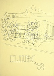1978 Edition, Taylor University - Ilium Gem Yearbook (Upland, IN)