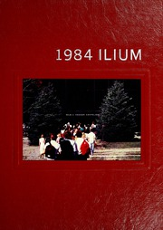 1984 Edition, Taylor University - Ilium Gem Yearbook (Upland, IN)