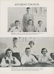 Page 11, 1956 Edition, Middleburgh High School - Onistagrawan Yearbook (Middleburgh, NY) online yearbook collection