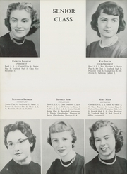 Page 16, 1956 Edition, Middleburgh High School - Onistagrawan Yearbook (Middleburgh, NY) online yearbook collection
