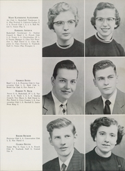 Page 17, 1956 Edition, Middleburgh High School - Onistagrawan Yearbook (Middleburgh, NY) online yearbook collection