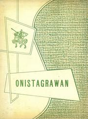 1959 Edition, Middleburgh High School - Onistagrawan Yearbook (Middleburgh, NY)