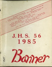 Page 1, 1985 Edition, Corlears Junior High School - Banner Yearbook (New York, NY) online yearbook collection