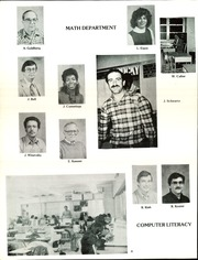 Page 10, 1985 Edition, Corlears Junior High School - Banner Yearbook (New York, NY) online yearbook collection