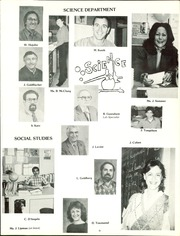 Page 11, 1985 Edition, Corlears Junior High School - Banner Yearbook (New York, NY) online yearbook collection