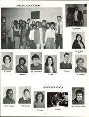 Page 13, 1985 Edition, Corlears Junior High School - Banner Yearbook (New York, NY) online yearbook collection