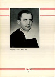 Page 12, 1947 Edition, La Salle Academy - La Sallite Yearbook (New York, NY) online yearbook collection