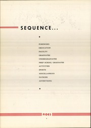 Page 8, 1947 Edition, La Salle Academy - La Sallite Yearbook (New York, NY) online yearbook collection