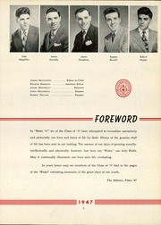 Page 9, 1947 Edition, La Salle Academy - La Sallite Yearbook (New York, NY) online yearbook collection