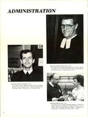 Page 10, 1983 Edition, La Salle Academy - La Sallite Yearbook (New York, NY) online yearbook collection