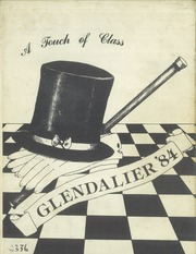 1984 Edition, Glendale Junior High School - Glendalier Yearbook (Queens, NY)