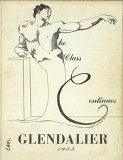 1985 Edition, Glendale Junior High School - Glendalier Yearbook (Queens, NY)