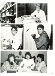 Page 115, 1988 Edition, Hunter College - Wistarion Yearbook (New York, NY) online yearbook collection