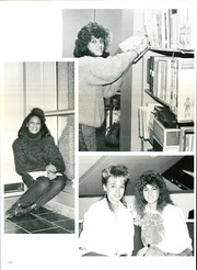 Page 122, 1988 Edition, Hunter College - Wistarion Yearbook (New York, NY) online yearbook collection