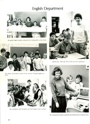 Page 14, 1987 Edition, Lynbrook North Middle School - North Owl Yearbook (Lynbrook, NY) online yearbook collection