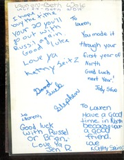 Page 2, 1987 Edition, Lynbrook North Middle School - North Owl Yearbook (Lynbrook, NY) online yearbook collection
