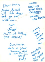 Page 3, 1987 Edition, Lynbrook North Middle School - North Owl Yearbook (Lynbrook, NY) online yearbook collection