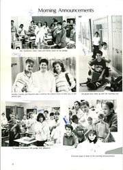 Page 6, 1987 Edition, Lynbrook North Middle School - North Owl Yearbook (Lynbrook, NY) online yearbook collection