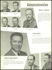 Page 14, 1958 Edition, Arcadia High School - Arcadian Yearbook (Arcadia, CA) online yearbook collection