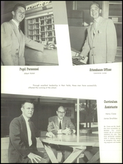 Page 16, 1958 Edition, Arcadia High School - Arcadian Yearbook (Arcadia, CA) online yearbook collection