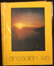 1975 Edition, Arcadia High School - Arcadian Yearbook (Arcadia, CA)
