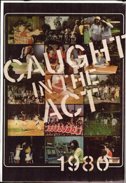 1980 Edition, Arcadia High School - Arcadian Yearbook (Arcadia, CA)